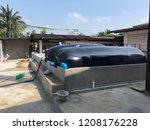 biogas in thailand | Shutterstock . vector #1208176228