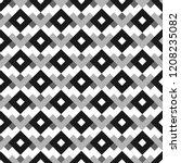 seamless geometrical shapes... | Shutterstock .eps vector #1208235082