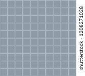 gray square tile texture of... | Shutterstock .eps vector #1208271028
