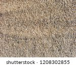 sand texture surface close up.... | Shutterstock . vector #1208302855