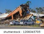 panama city  florida  usa  ... | Shutterstock . vector #1208365705