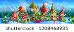 Christmas Fairy Tale Village I...