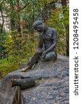 russia  tsarskoye selo 17 10... | Shutterstock . vector #1208495458
