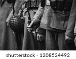 close up of german military... | Shutterstock . vector #1208524492