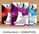 cover design modern   Shutterstock .eps vector #1208629282