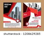 cover design modern   Shutterstock .eps vector #1208629285