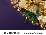 christmas banner  xmas...   Shutterstock .eps vector #1208673922