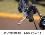 bike motocycle moto  | Shutterstock . vector #1208691745