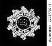 speech bubble icon inside...   Shutterstock .eps vector #1208770345