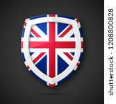 protected guard shield united... | Shutterstock .eps vector #1208800828