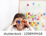language education concept....   Shutterstock . vector #1208949418