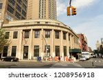 new york  usa   june 9  2018 ... | Shutterstock . vector #1208956918