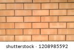 all bricks textured autumn... | Shutterstock . vector #1208985592