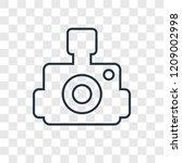 photo camera concept vector...