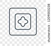 focus concept vector linear...   Shutterstock .eps vector #1209003238