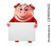 cartoon character for... | Shutterstock . vector #1209005602
