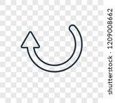reload circular arrow concept...