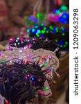 diwali  christmas marriage... | Shutterstock . vector #1209063298