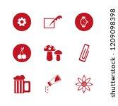 macro icon. macro vector icons... | Shutterstock .eps vector #1209098398