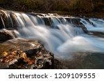 waterfall ddwli uchaf near... | Shutterstock . vector #1209109555