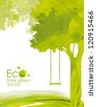 illustration environmentally... | Shutterstock . vector #120915466