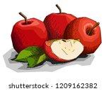 vector illustration sketch of... | Shutterstock .eps vector #1209162382