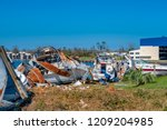 panama city  florida  united... | Shutterstock . vector #1209204985
