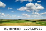panoramic view from the drone... | Shutterstock . vector #1209229132
