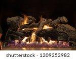 An Elegant Gas Fireplace