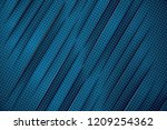 abstract simple curve creative... | Shutterstock . vector #1209254362