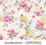 classic wallpaper seamless... | Shutterstock .eps vector #120925462