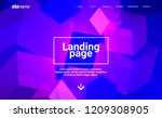 landing page design with...