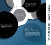 vector design template eps 10   Shutterstock .eps vector #120942202