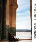 casablanca morocco   december... | Shutterstock . vector #1209746812