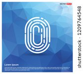 fingerprint app icon   free...