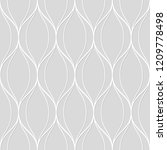 seamless pattern of lines.... | Shutterstock .eps vector #1209778498