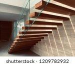 Teak Staircase  Staircase...