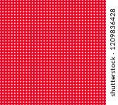 white polka dot seamless... | Shutterstock . vector #1209836428