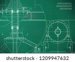 engineering backgrounds.... | Shutterstock .eps vector #1209947632