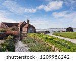 Bosham Harbour  West Sussex ...