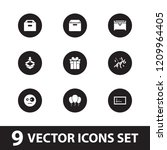 surprise icon. collection of 9...   Shutterstock .eps vector #1209964405