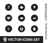 toddler icon. collection of 9...   Shutterstock .eps vector #1209965608