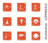 physical academic icons set....   Shutterstock .eps vector #1209985312
