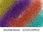 background from four strips of... | Shutterstock . vector #1210110922