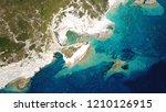 aerial drone bird's eye view... | Shutterstock . vector #1210126915