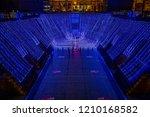 dockyard garden lights up    Shutterstock . vector #1210168582