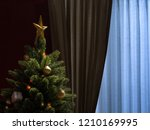 fragment  of nice decorated... | Shutterstock . vector #1210169995