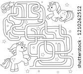 Help Unicorn Find Path To...