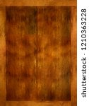 old wooden maple table texture...   Shutterstock . vector #1210363228