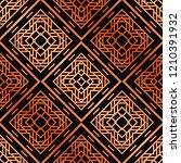 vector modern tiles pattern....   Shutterstock .eps vector #1210391932